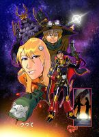 Captain Harlock ? by Nardius