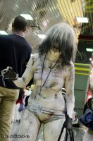 ACEN 2012 - Left 4 Dead 2 Witch 2 by Havoc-The-Tenrec