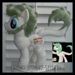 My little pony Plush commission Gaelic Storm by CINNAMON-STITCH