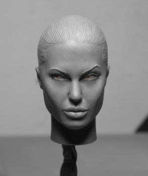 1:6 scale Angelina Jolie by Indigenous-BJ
