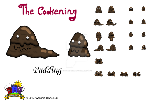 The Cookening -- Pudding by MagicWazard