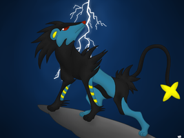 Luxray by BoWhatElse