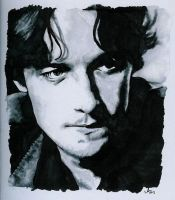 James McAvoy by vinkvandal