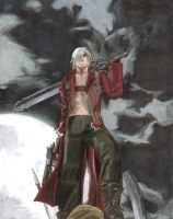 Dante by anime2people