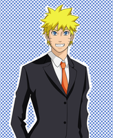 Naruto High-ranking executive by beyrouty