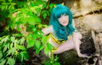 Lum from Urusei Yatsura by RuffleButtCosplay