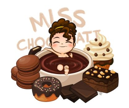 Miss Chocolate by Malycia
