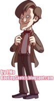 Gallifrey Fridays - 11thDoctor by jasonhohoho