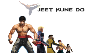 Jeet Kune do Render by WahaAdnan