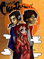 Samurai Champloo by sat-s