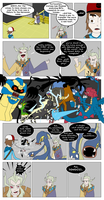 Twitch Plays Pokemon - Ghetsis' Mistake by Canetoonist