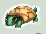 Fille the Turtle by 1xbluebellx1