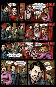 Fade Away (The Lost Scenes): UNIT Christmas page 3 by ShawnVanBriesen