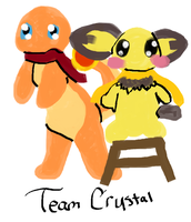 Team Crystal - Request by T34mC0rrup710n