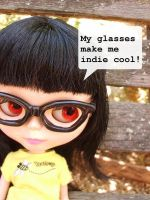 Indie-cool by thisisblythe