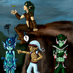 Outcast Rookies by rika195