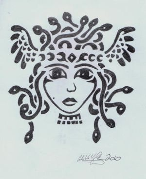 Medusa Greek Mythology