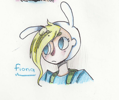 AT: Fiona the Bamf Human by Nyan-Cow