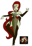 Gem Fusion - Blood Jasper by ReineSomber