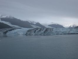 Glacier Bay Mountains by NintendoLover13