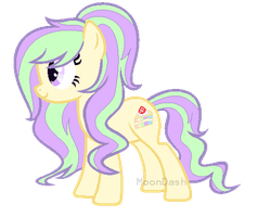 Vanilla Wishes' Official Debut by MoonDash