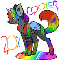 GETTING COOLER BY 20% by RENNlE