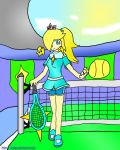Rosalina: Tennis Wear by Xero-J