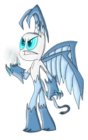 Frost-Fire Zill by Geno-Dimentio