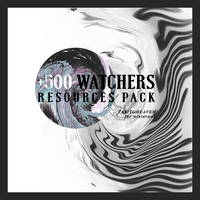 +500 watchers resources pack - taxitoheaven. by taxitoheaven