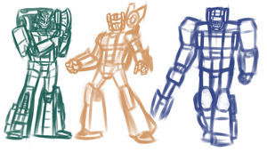 TF - Original combiners by Malunis
