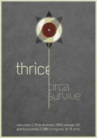 Thrice and Circa Survive by Morillas