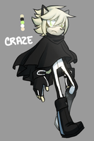 Craze ref by acierr