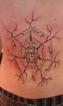 Tattoo Designed by Canyx by SethLesser
