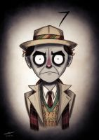 Doctor Burton 7 by The-Spooky-Man