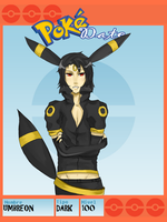 PokeDate - Umbreon by YokoMorgan