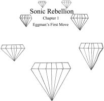 Sonic Rebellion Chapter 1 Cover by JAWXable