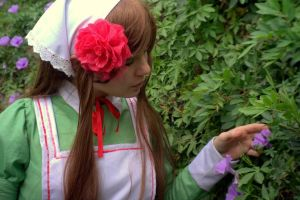 Little Blossom - APH Hungary by TheWitchOfFailing