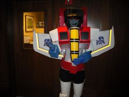 Kumoricon 2009: Starscream by Red-Supernova64