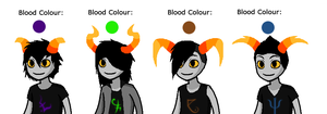 Homestuck Male Fantroll Adoptables -CLOSED- by Twine-Adopts