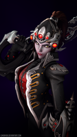 Widowmaker Huntress - Overwatch by lemon100