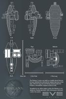 Phalanx Cruiser - Eve Online by cml913