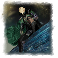 Loki-Stardust by LadyMintLeaf