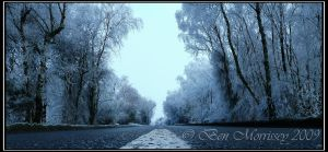 A Lonely Road by Ben-Morrissey