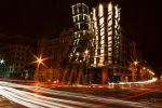 The Dancing House at Night by Creative--Dragon