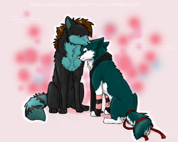 For Fuazon and Tydii by neonspider