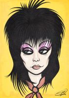 Joan Jett by LaserDatsun