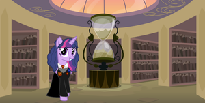 HP Crossover - Twilight Sparkle by sirius-writer