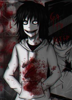 Jeff The Killer by BloodRain98