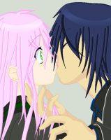 Sakura.X.Ikuto - Took Too Long by Kezabee