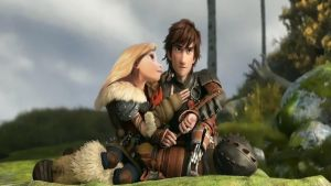 It's in here (Hiccup/Rapunzel) by Angeli98ca